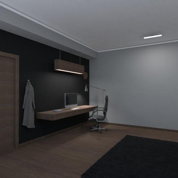 foto appartamento casa camera da letto studio illuminazione famiglia architettura monolocale idee