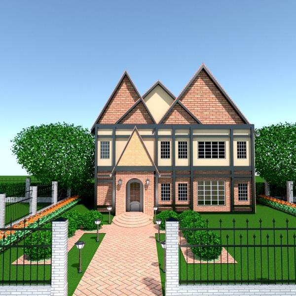 идеи дом улица ландшафтный дизайн архитектура идеи