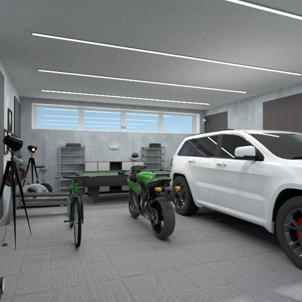 photos garage idées