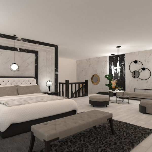 fotos apartamento muebles decoración dormitorio iluminación ideas