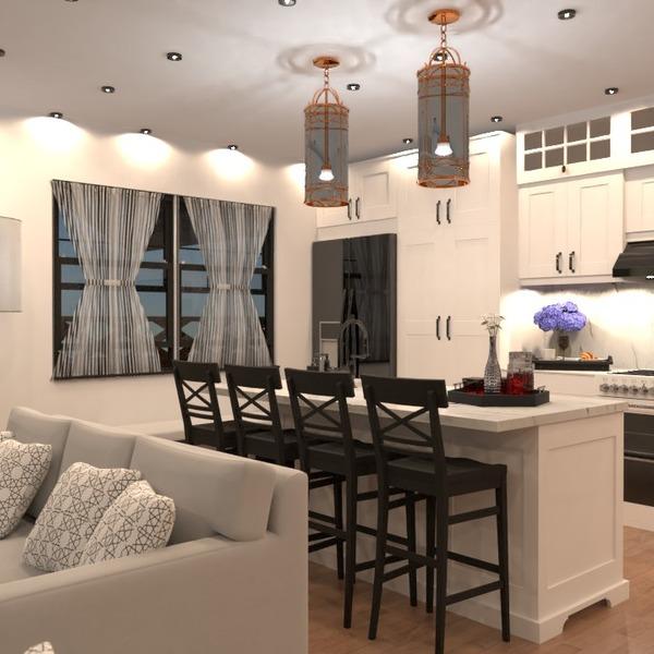 zdjęcia dom pokój dzienny kuchnia oświetlenie jadalnia pomysły