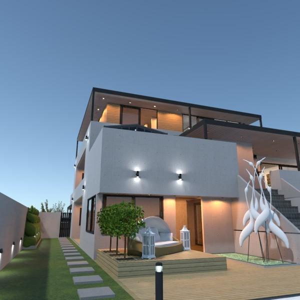 fotos decoración exterior iluminación arquitectura ideas
