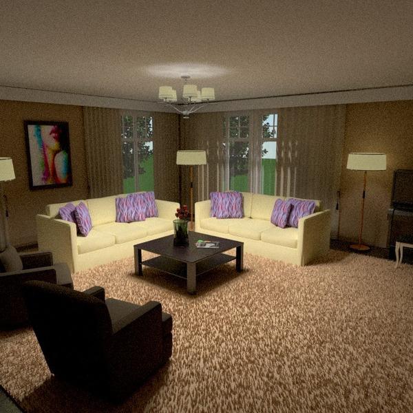 nuotraukos butas baldai dekoras svetainė idėjos