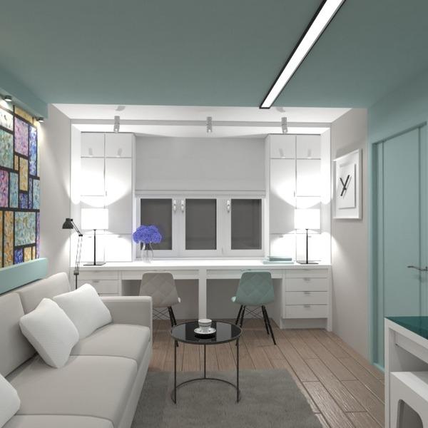 foto appartamento arredamento saggiorno studio illuminazione ripostiglio idee