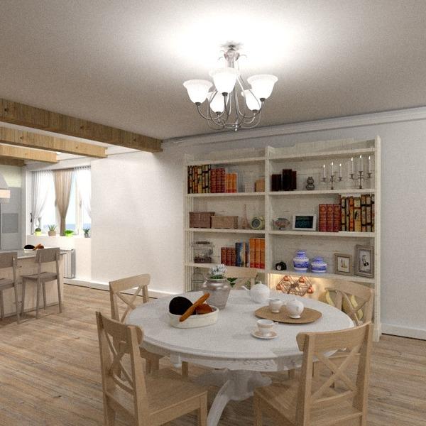 photos appartement cuisine eclairage café salle à manger idées