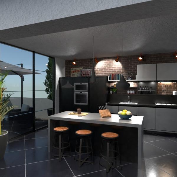fotos apartamento terraza muebles cocina ideas