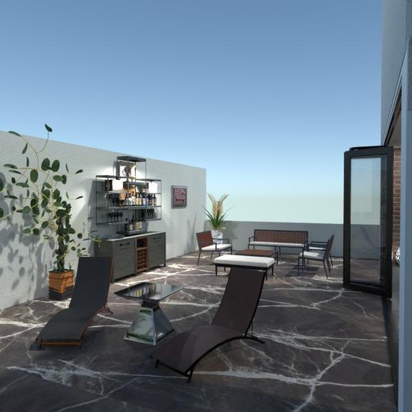 идеи квартира терраса мебель улица идеи
