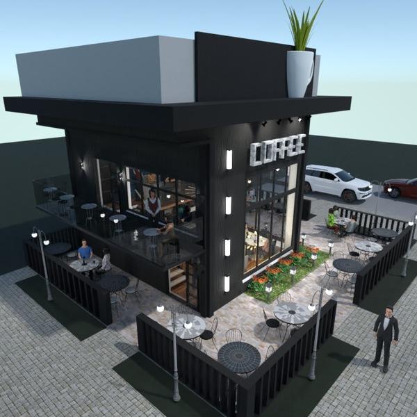 photos eclairage paysage café architecture idées