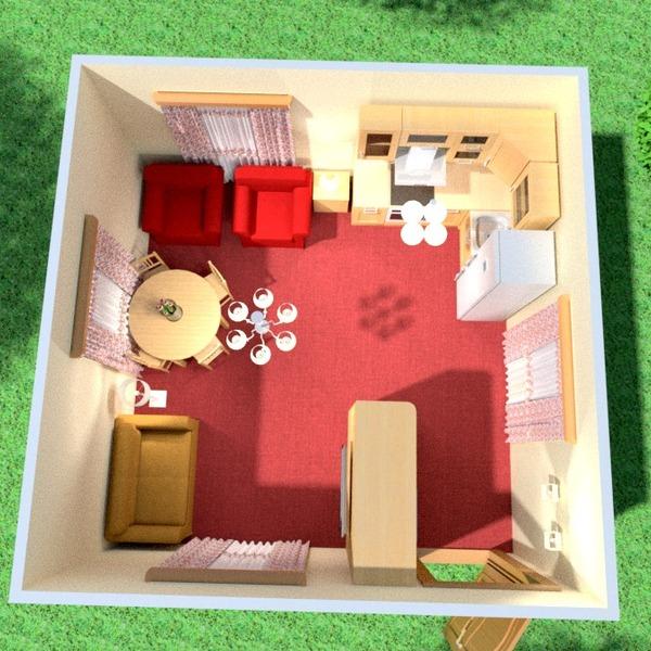 nuotraukos namas svetainė namų apyvoka valgomasis idėjos