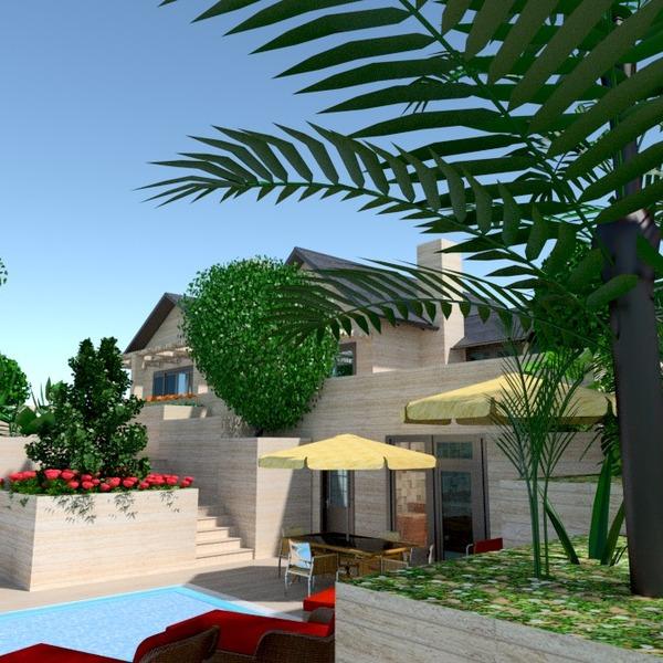 photos house terrace outdoor landscape ideas
