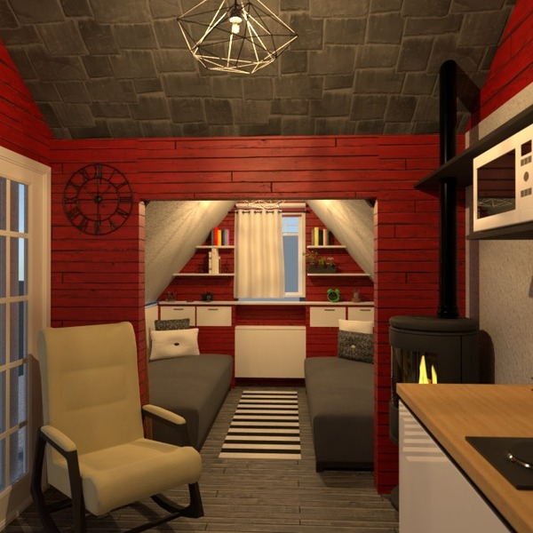 foto casa arredamento monolocale idee