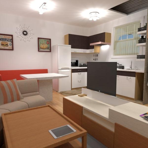 идеи дом декор гостиная кухня идеи