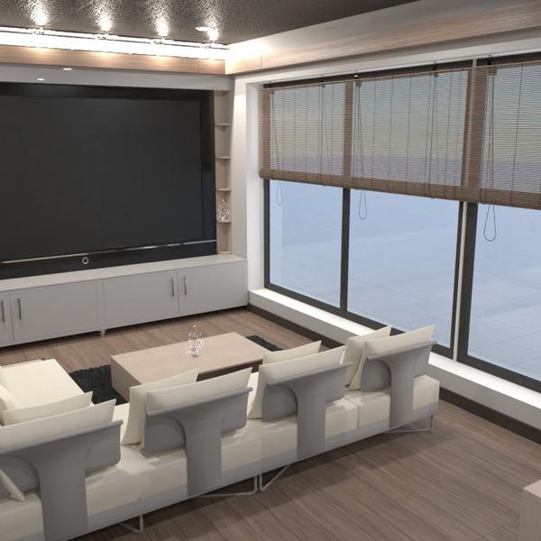nuotraukos baldai dekoras svetainė biuras idėjos