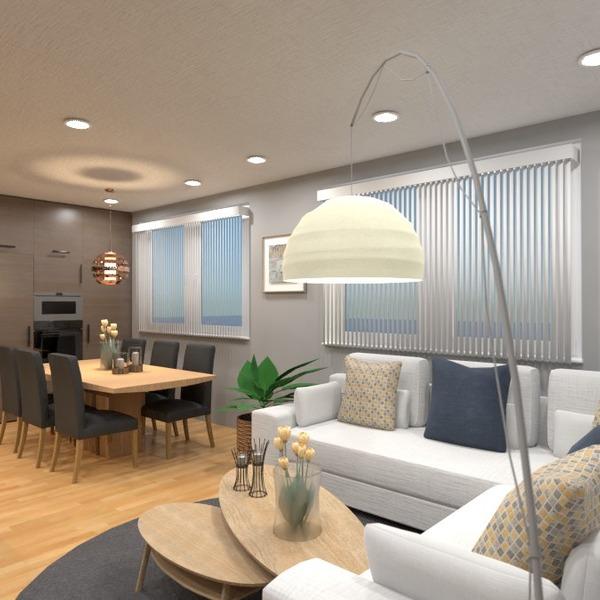 foto appartamento decorazioni saggiorno illuminazione sala pranzo idee