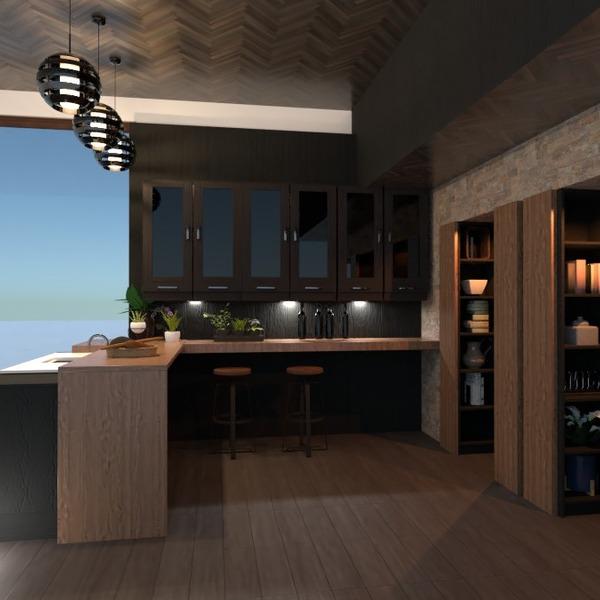 nuotraukos baldai dekoras virtuvė аrchitektūra idėjos