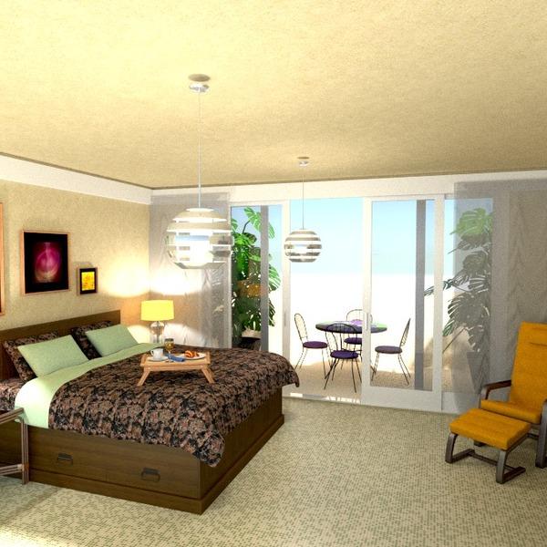 photos appartement maison terrasse meubles décoration chambre à coucher idées