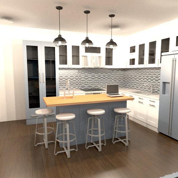 nuotraukos butas virtuvė idėjos