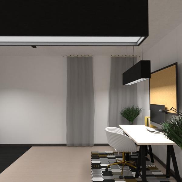 fotos decoración bricolaje despacho iluminación estudio ideas