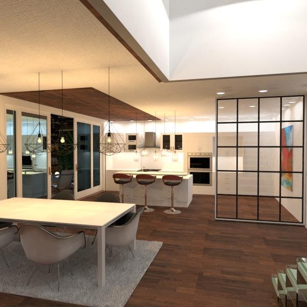 nuotraukos butas namas terasa baldai miegamasis virtuvė apšvietimas аrchitektūra sandėliukas studija prieškambaris idėjos