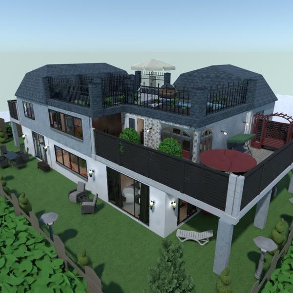 идеи дом терраса архитектура идеи