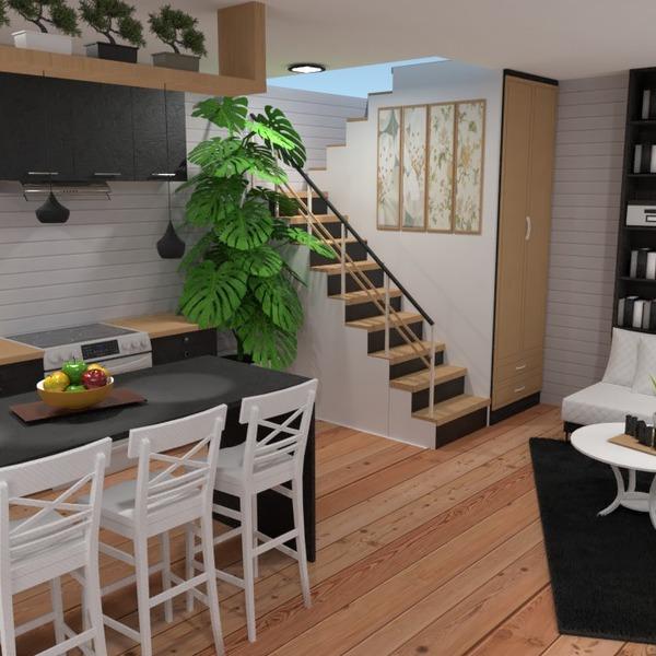 zdjęcia dom wystrój wnętrz pokój dzienny kuchnia pomysły