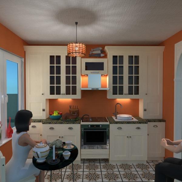 nuotraukos butas baldai virtuvė apšvietimas renovacija sandėliukas idėjos