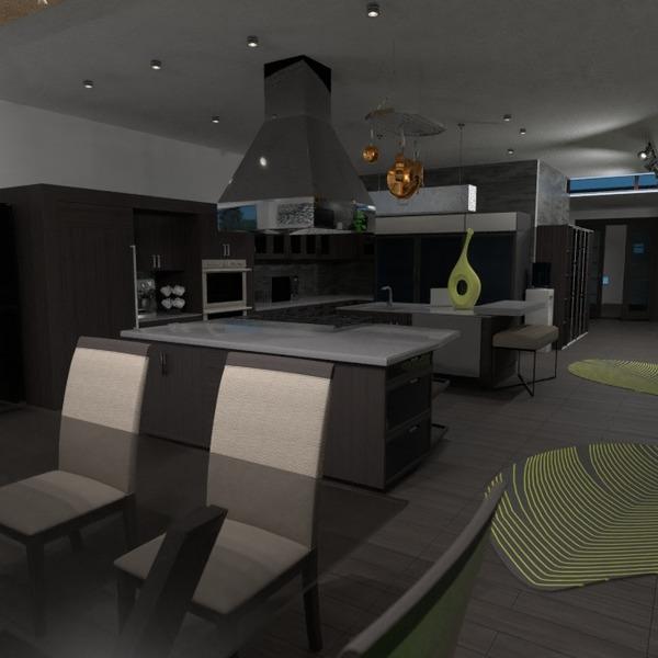 fotos decoração cozinha iluminação arquitetura ideias