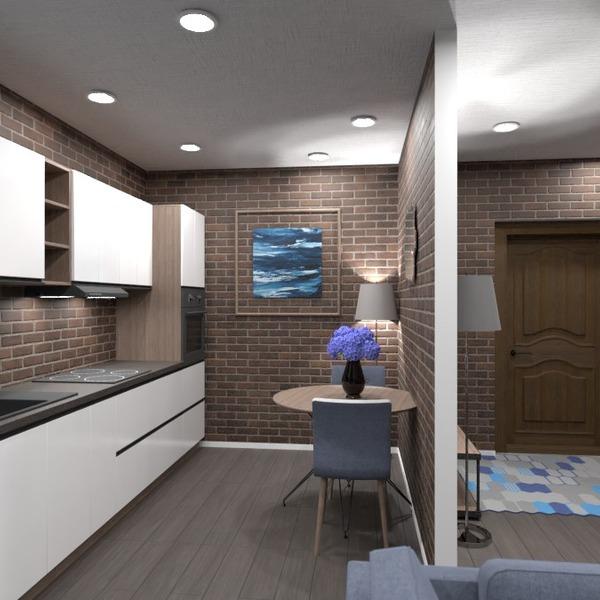 nuotraukos butas virtuvė prieškambaris idėjos