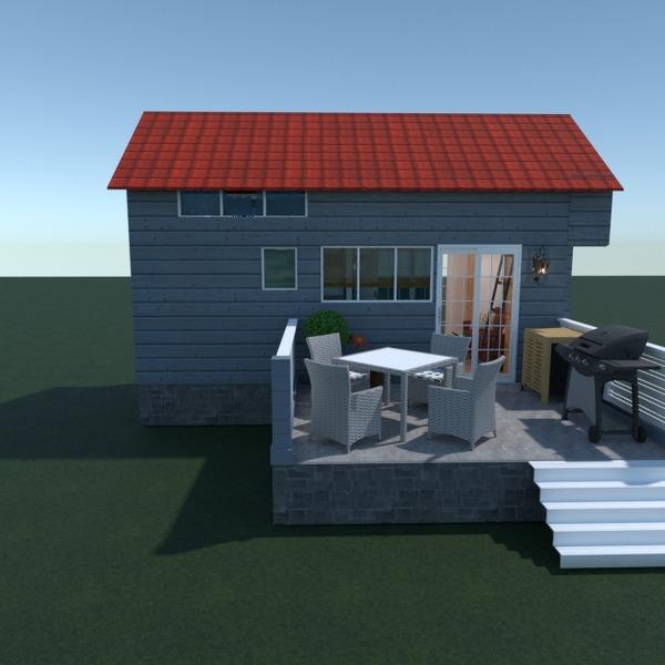 fotos casa área externa estúdio ideias