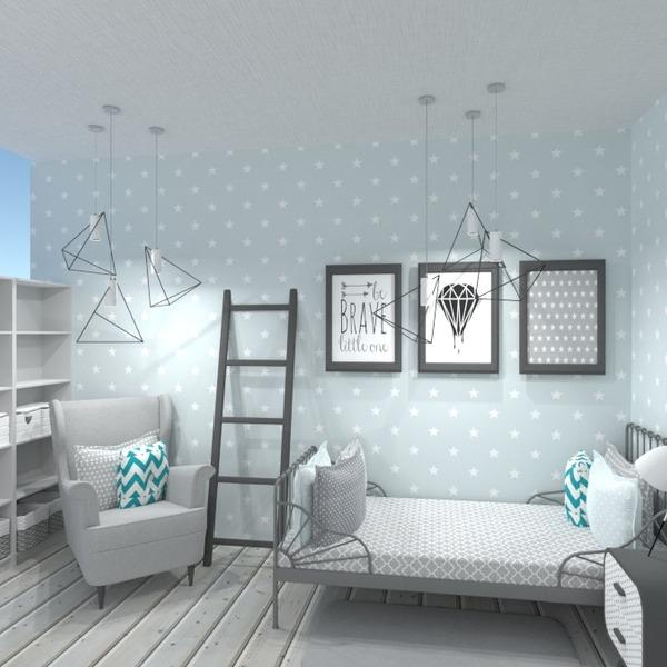 nuotraukos dekoras pasidaryk pats vaikų kambarys аrchitektūra idėjos