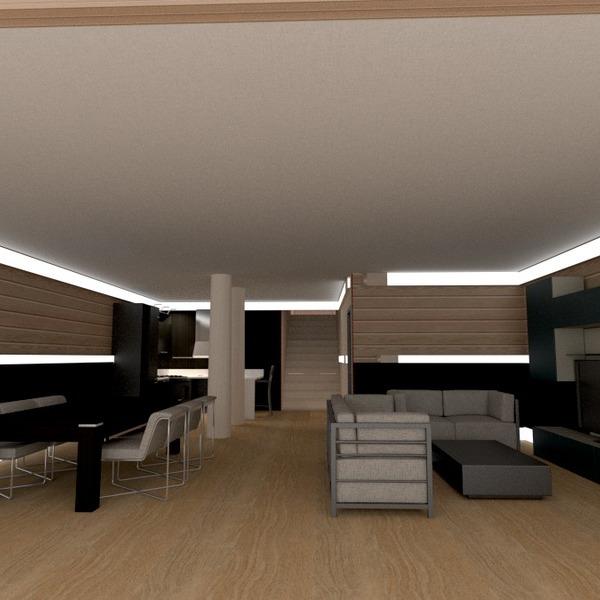 fotos salón iluminación comedor estudio ideas
