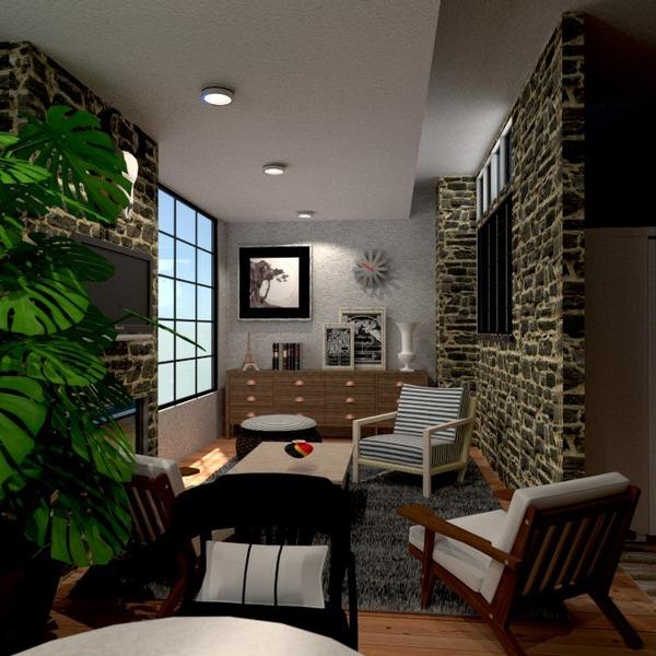 nuotraukos butas baldai svetainė apšvietimas idėjos