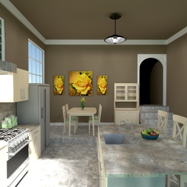 fotos apartamento casa mobílias decoração cozinha sala de jantar arquitetura despensa ideias