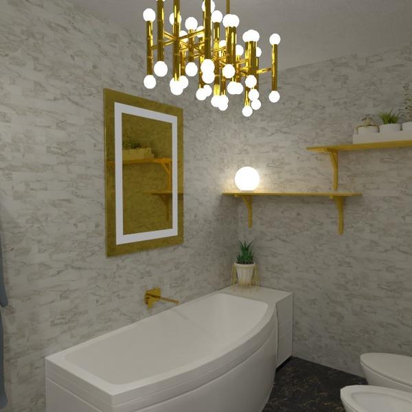 foto casa arredamento bagno illuminazione idee