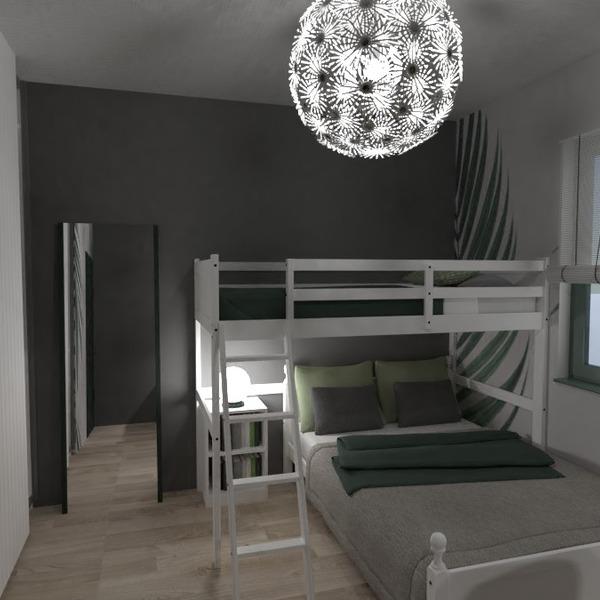 foto camera da letto cameretta studio famiglia idee