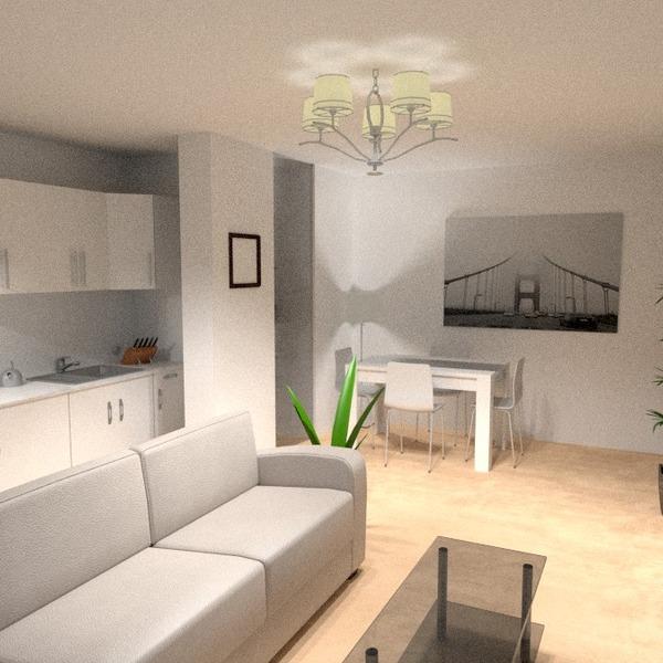 photos décoration salon cuisine maison studio idées