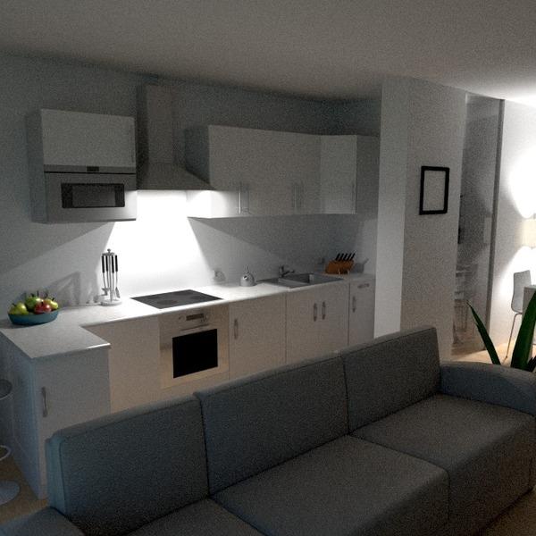 fotos cozinha iluminação utensílios domésticos ideias