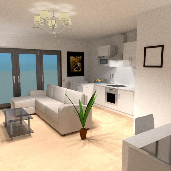 nuotraukos baldai dekoras svetainė virtuvė namų apyvoka idėjos