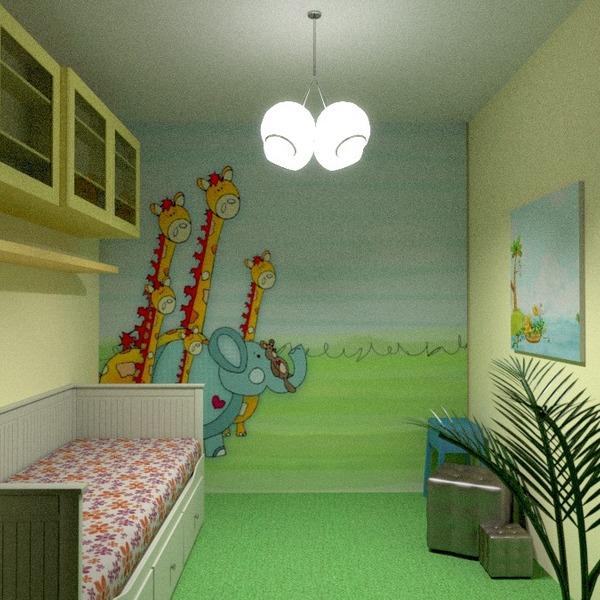 fotos mobílias quarto infantil ideias