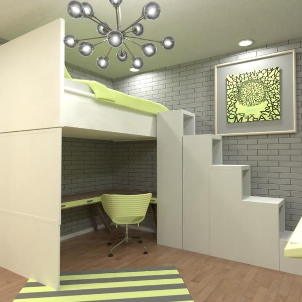 photos meubles décoration chambre à coucher chambre d'enfant eclairage idées