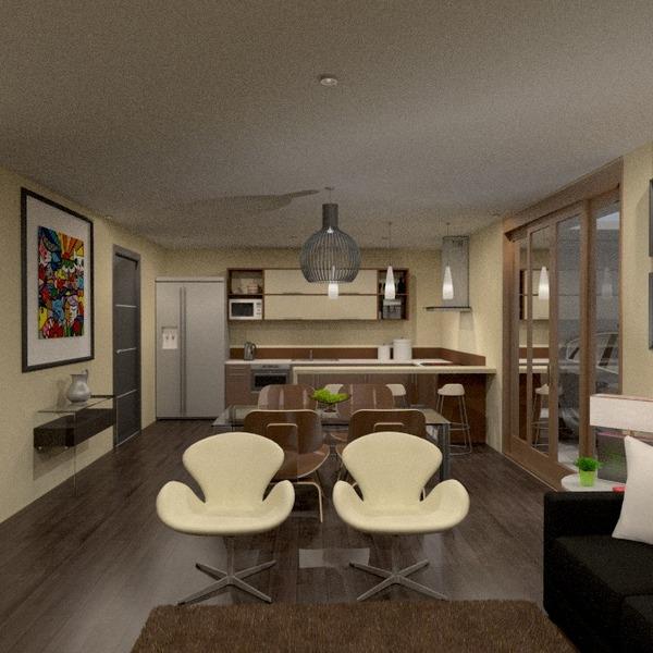 photos maison meubles garage cuisine eclairage salle à manger idées