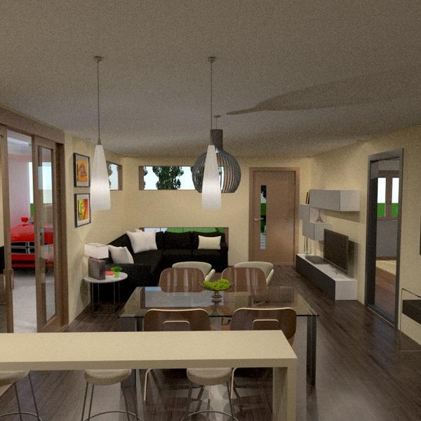 fotos casa mobílias decoração garagem cozinha área externa iluminação paisagismo patamar ideias