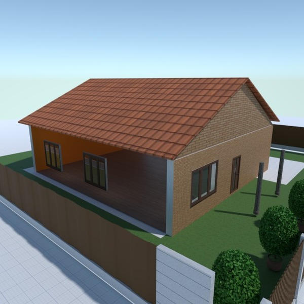 foto casa veranda idee