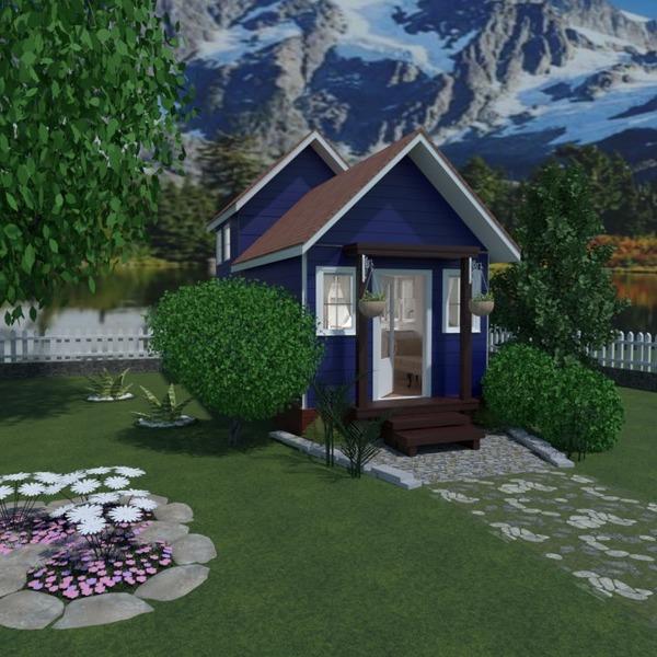 nuotraukos namas dekoras miegamasis kraštovaizdis valgomasis idėjos