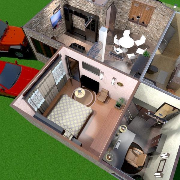 nuotraukos namas vonia miegamasis virtuvė valgomasis idėjos