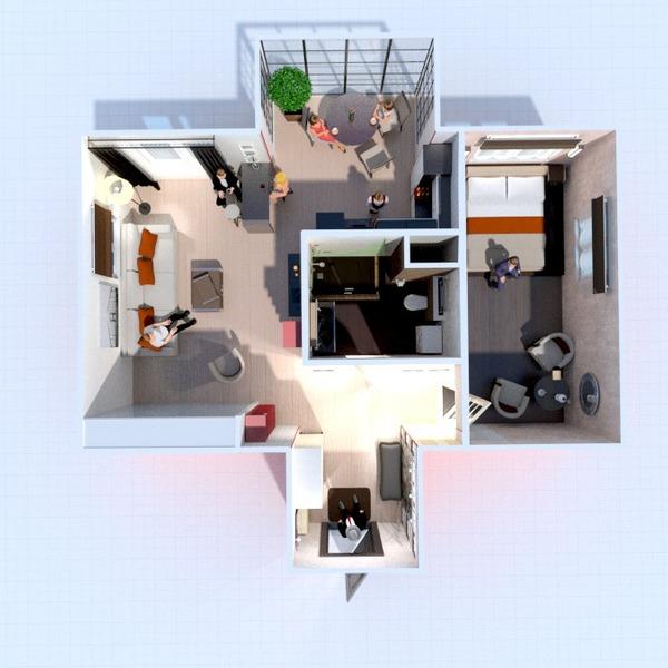 zdjęcia mieszkanie meble łazienka sypialnia pokój dzienny kuchnia jadalnia mieszkanie typu studio wejście pomysły