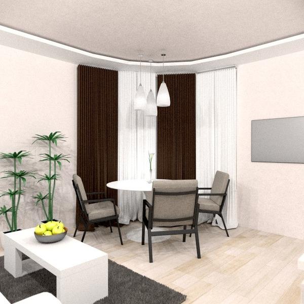 zdjęcia mieszkanie meble wystrój wnętrz pokój dzienny kuchnia jadalnia pomysły