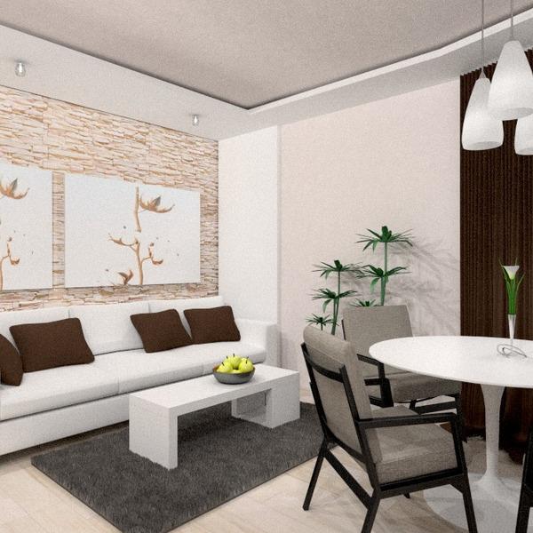 zdjęcia mieszkanie meble wystrój wnętrz pokój dzienny kuchnia oświetlenie jadalnia pomysły
