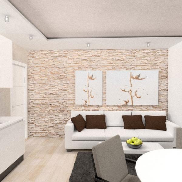 идеи квартира мебель декор гостиная кухня освещение ремонт столовая идеи