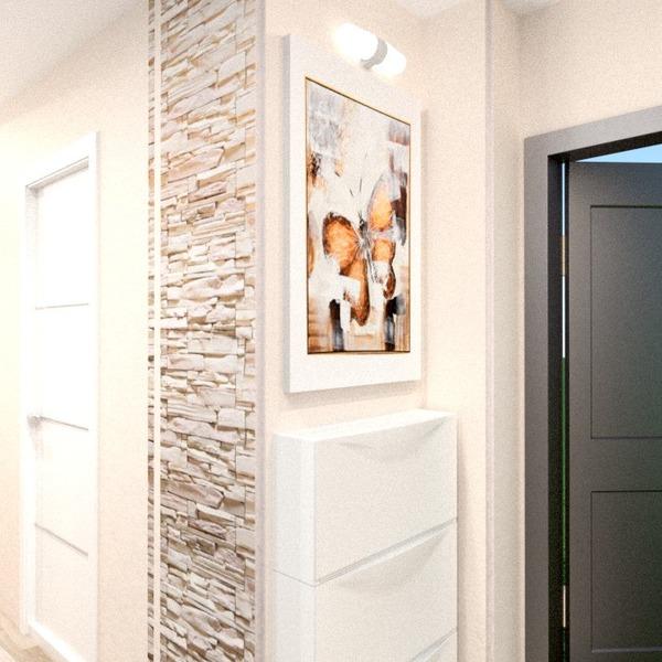 идеи квартира мебель декор освещение прихожая идеи